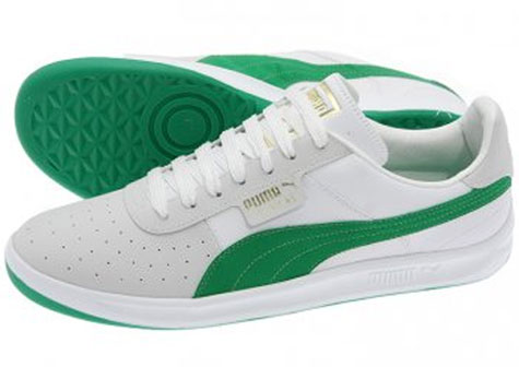 buy popular 31d4e d3fff Puma G Vilas 2 trainers reissued in two new colourways - Retro to Go