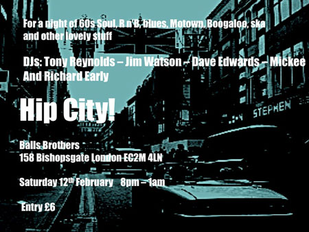 Hip City! in London