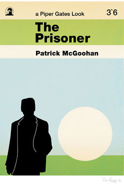 The Prisoner by Piper Gates Design
