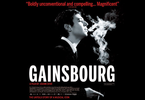 Gainsbourg DVD reviewed
