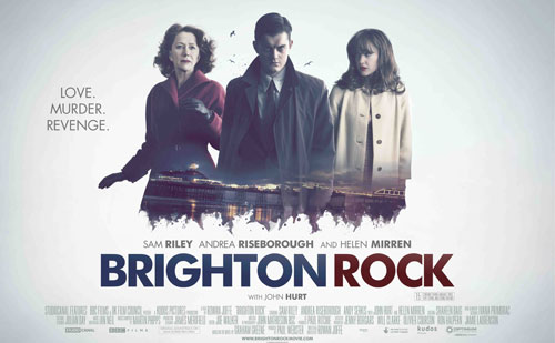 Brighton Rock remake reviewed