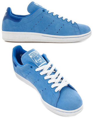 Adidas Stan Smith 80s trainers reissued in blue. Posted on 10th February  2011  1cd4a183e