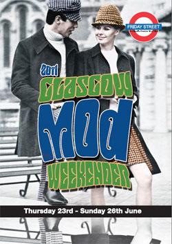 2011 Glasgow Mod Weekender
