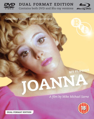 Joanna (1968) gets BFI / Flipside release