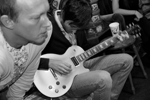 Friday Street with Steve Cradock