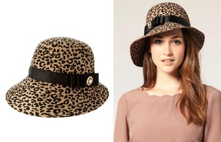 Leopardcloche