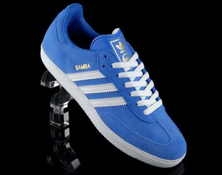 Adidas Samba – new suede options