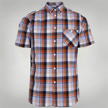 Norse Projects Anton check shirts