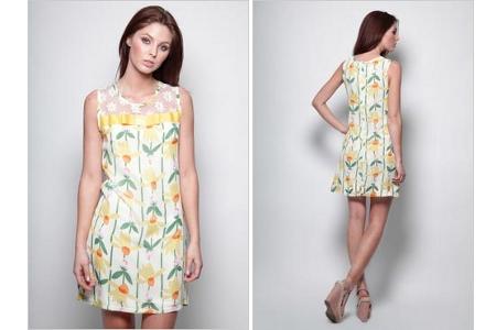 Sunflowerdress