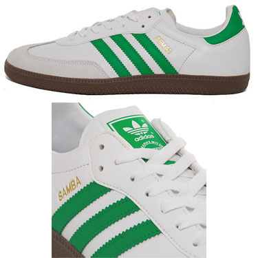 Adidas Samba trainers – new reissue
