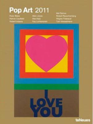 Pop Art Poster Calendar 2011