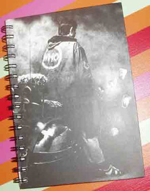 Quadrophenia exercise book