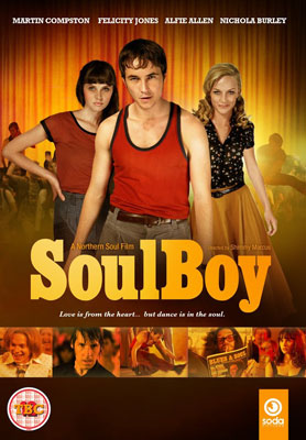 Soulboy DVD release details