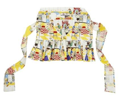 50s apron