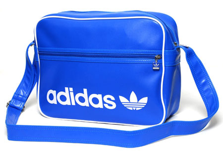 Adidas Adicolor Airline Bag in blue 5a6ded8522d79
