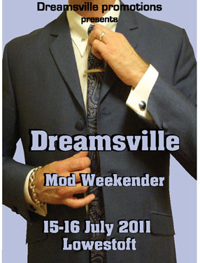Dreamsville Mod Rally – Lowestoft