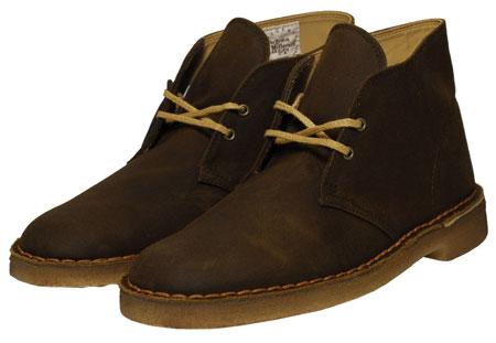 Clarks Originals Millerain desert boots