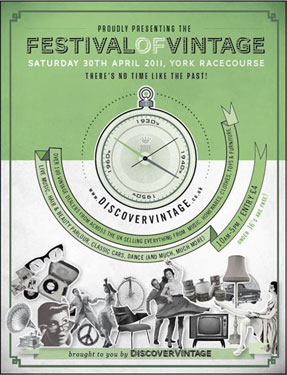 The Festival of Vintage in York