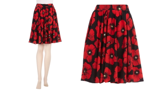 Poppyskirt