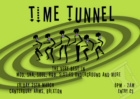 Time Tunnel – new night in Brixton