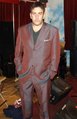 eBay watch: Terry Hall's tonic suit