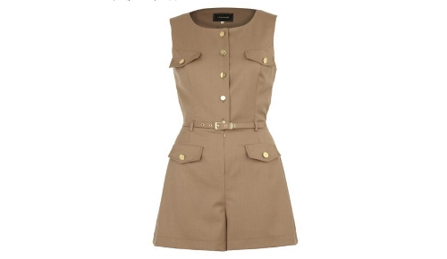 Camelplaysuit