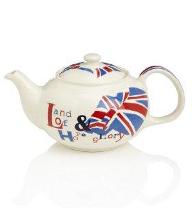 Heritage teapot