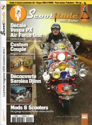Scootitude magazine