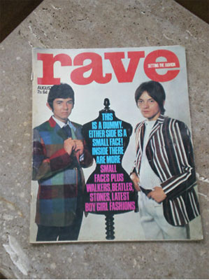 eBay watch: Small Faces magazines