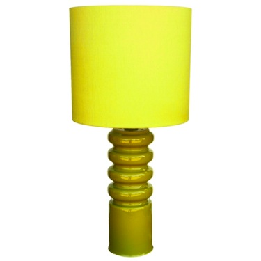 Harlequin lamp