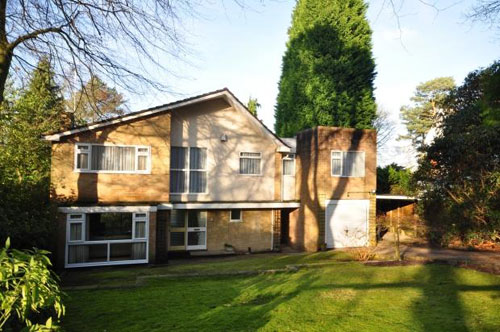 1970S House New For Sale 1970S Fourbedroomed House In Crowborough East Sussex Inspiration