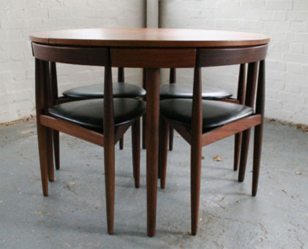 Ebay Watch 1950s Midcentury Hans Olsen Dining Table And