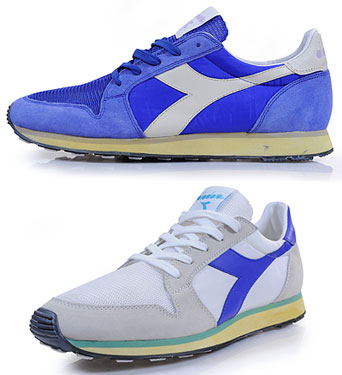 Limited edition Diadora Queen 70  Ed Moses  trainers reissue 4127ba660