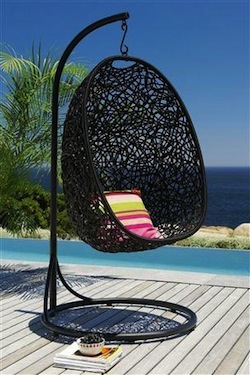 Monaco hanging chair