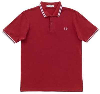 Fred Perry Re-Issues polo shirts