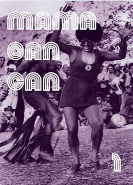 Mama Can Can club night – London