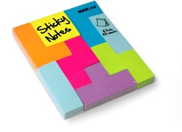 Block notes