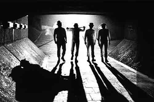 A Clockwork Orange at Brunel