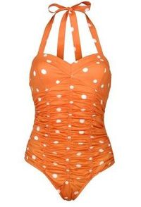 Sun spot swimsuit