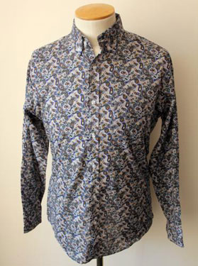Paisley shirts at Pop Boutique