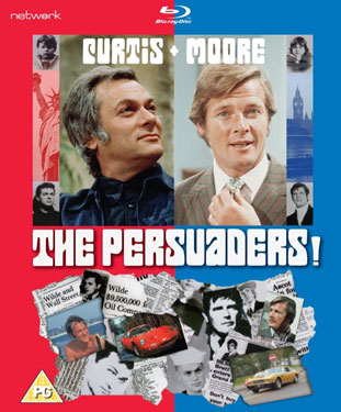 The Persuaders 40th anniversary event