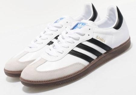 7a3e49cb3789 Adidas Samba reissue in black or white - Modculture