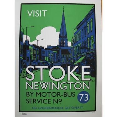 Visit stoke newington