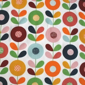 Cirkelblomma-swedish-cotton-fabric