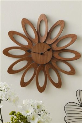 Nature wallclock