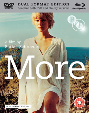 More (1969) gets a Blu-ray release