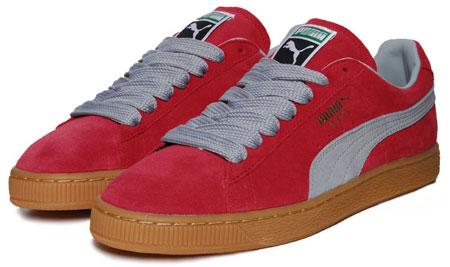 Puma Suede Classic Eco Red