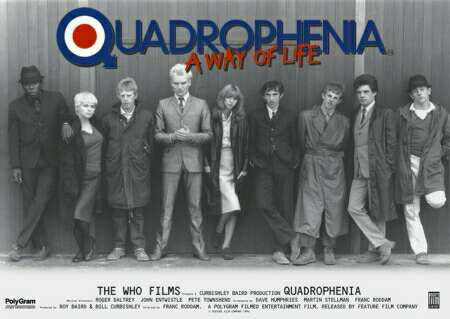 Quadrophenia outdoor screening – Brighton