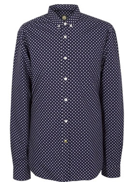 Pretty Green polka dot shirts