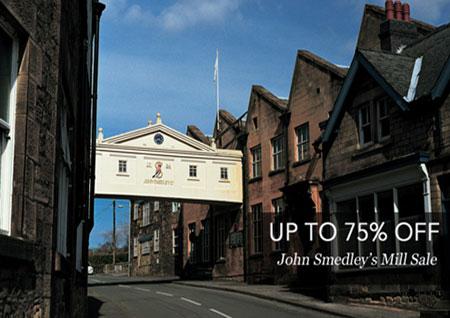 John Smedley Mill Sale details